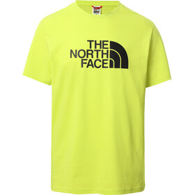 The North Face Easy T-shirt Heren, sulphur spring green